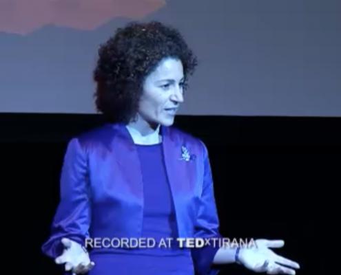 Albana Vrioni @ TEDx Tirana
